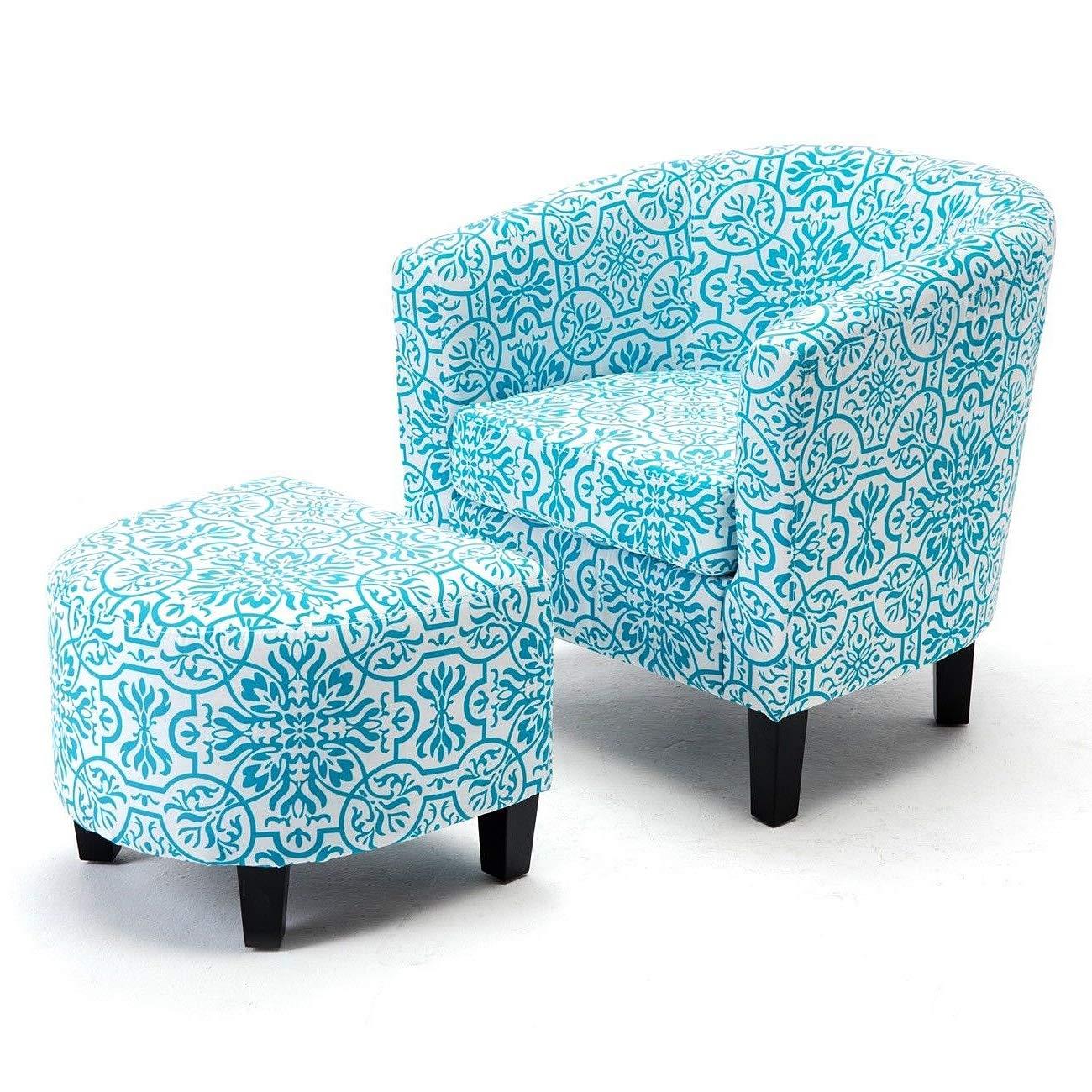 Amazon.com: Moderna y elegante silla de sofá contemporánea ...