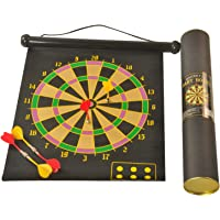 MAGIC PITARA Magnetic Plastic Dart Board with 6 Pieces Dart