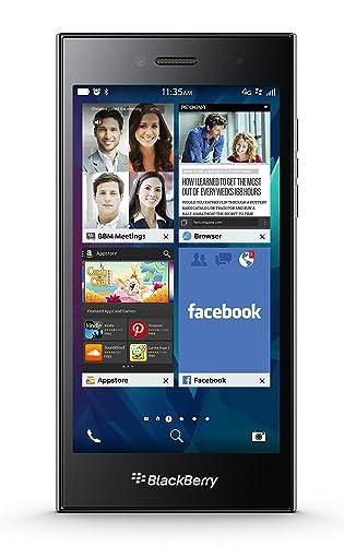 Blackberry LEAP STR100-2 Unlocked Smartphone