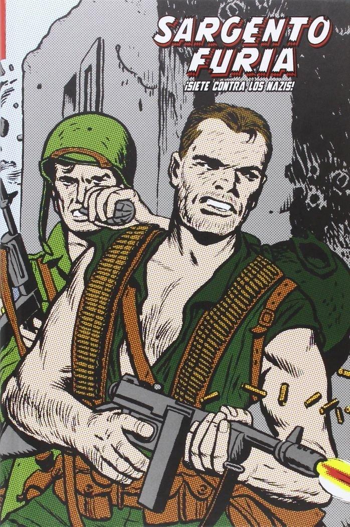 Sargento Furia Siete Contra Los Nazis: Amazon.es: Libros