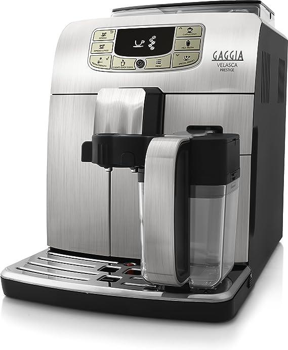 Gaggia RI8263/01 - Cafetera (Independiente, Máquina espresso, 1,5 ...
