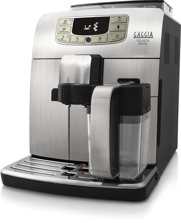 Gaggia RI8263/01 - Cafetera (Independiente, Máquina espresso ...
