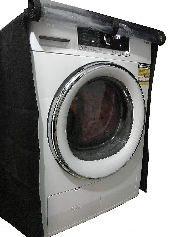 KHOMO Gear–Housse de protection pour machine à laver et séchoirs à charge avant protecteur imperméable pour Lave-linge et sèche-linge de vêtements lessive–taille Universel&n