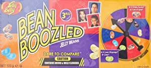 Jelly Belly Bean Boozled Jelly Beans Spinner, 12 x 100 Grams