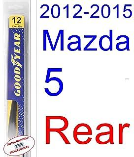 2012-2015 Mazda 5 Wiper Blade (Rear) (Goodyear Wiper Blades-Assurance
