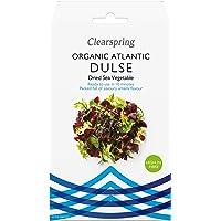 Clearspring Organic Atlantic Dulse - Dried Sea Vegetable, 25g