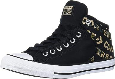Converse Chuck Taylor All Star Logo Camo Print Street Zapatillas altas