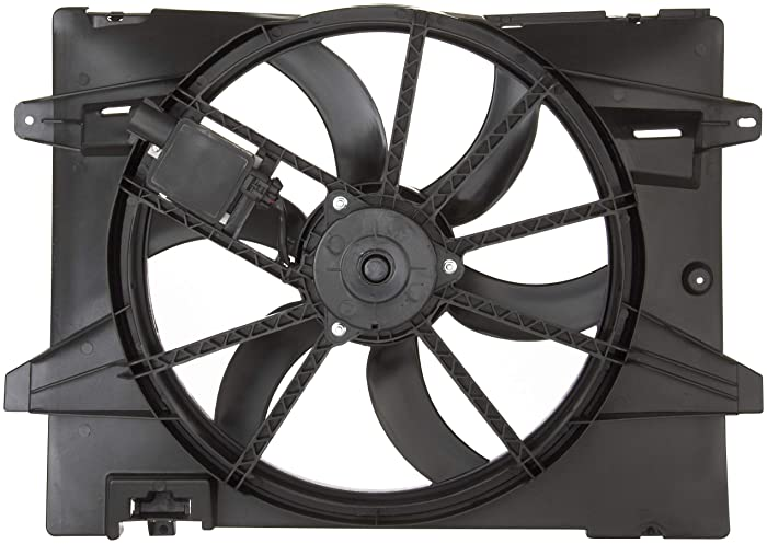 Spectra Premium CF15006 Engine Cooling Fan Assembly