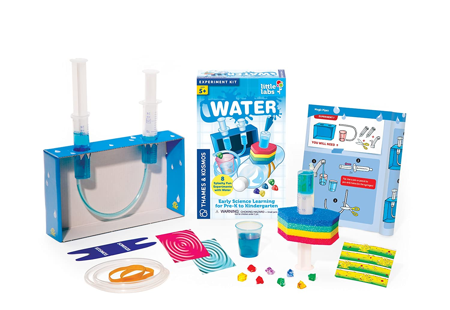 Thames & Kosmos Little Labs Water Science Kit 602031