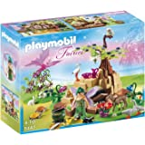 Playmobil - 5447 - Figurine - Fée Méditrine Avec Animaux