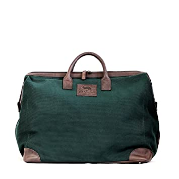 Reisetasche Fair Manbefair Trade Handgepäckschwarz60x35x25 Racing Leder Canvas Öko Catania Cmbxhxtbritish Weekender Green PkXZiuOTw