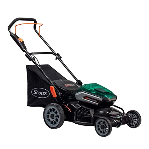 Scotts Outdoor Power Tools 61940S 19-Inch 40-Volt Cordless Lawn Mower