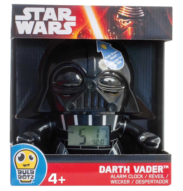 Kanaï Kids Alarm Clock–kkcmini1–Star Wars–Darth Vader–9cm–Multi-Coloured KANAÏ KIDS