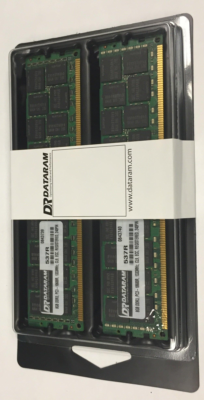 16GB KIT (2 X 8GB) Server Memoria para Dell PowerEdge R710