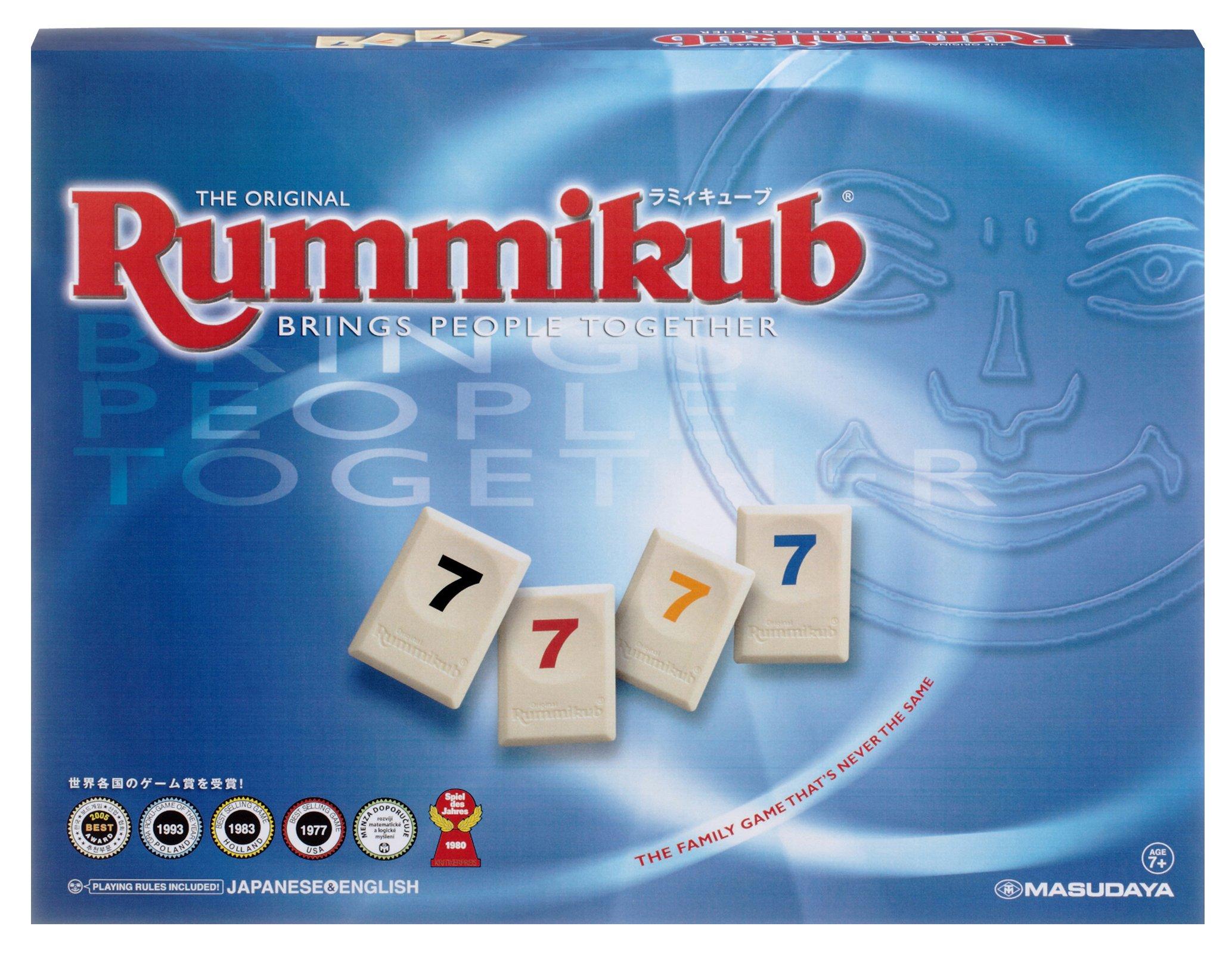 Rummikub(ラミィキューブ) product image