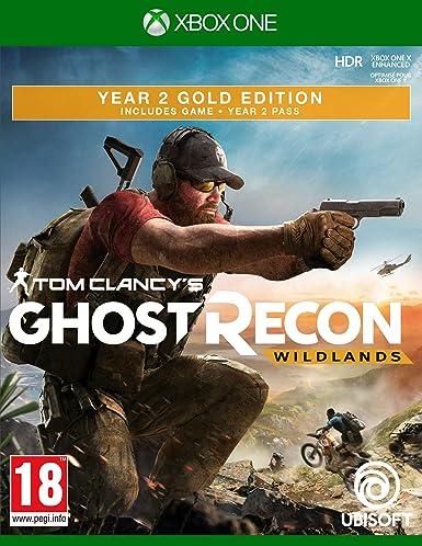 Tom Clancys Ghost Recon Wildlands Year 2 Gold Edition - Xbox One ...