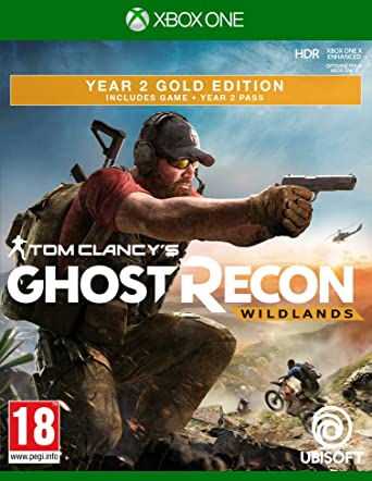 Tom Clancy's Ghost Recon Wildlands Year 2 Gold Edition (Xbox One