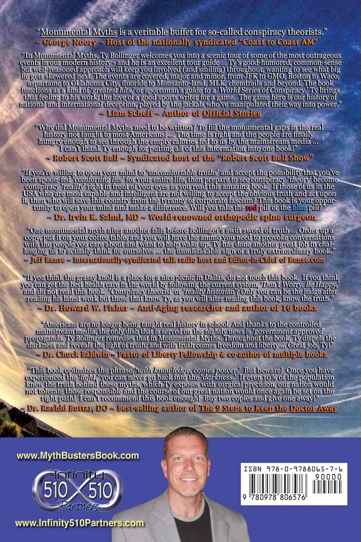 Monumental Myths Book