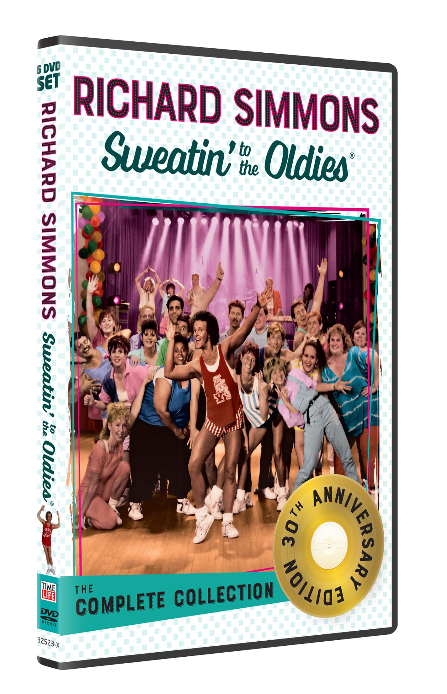 Richard Simmons: Sweatin' to the Oldies The Complete Collection 30th Anniversary (6DVD)