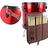 YMC DSB10-CF Drum Stick Bag Holder 10mm Foam - Coffee