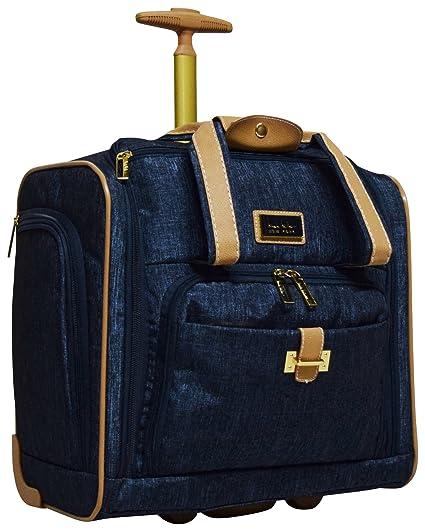 Amazon.com: Nicole Miller - Bolsa para equipaje de 15 ...