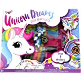 Fashion Angels Unicorn Dreams Wish Bracelets Kit Craft, Multi