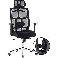MotionGrey - Stylish Ergonomic Office Chair , Comfortable Computer Desk Chair, Breathable Mesh Office Chair, Ergonomic…