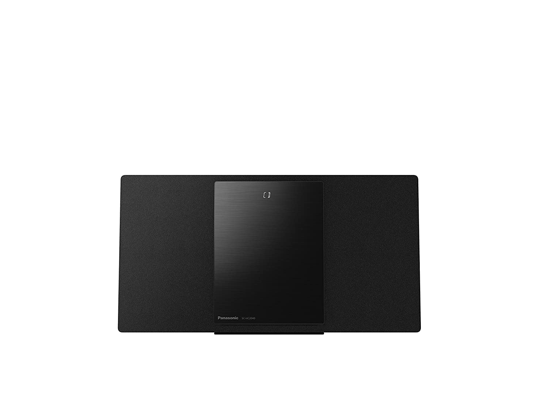 Panasonic SC-HC2040 HiFi CD Player Negro - Unidad de CD (40 W, Dab+,FM, Interno, HiFi CD Player, Negro, 2 Canales)