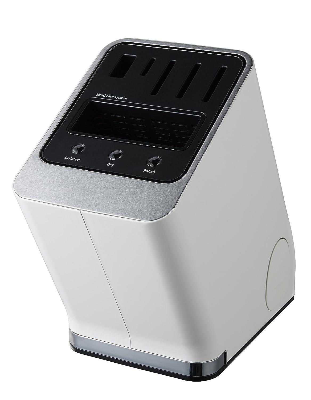 Amaco Esterilizador y Desinfectador de Cubiertos y Cuchillos con UV y Secado