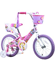 "Titan 081-8116 Girl's Flower Princess BMX Bike, 16"", Pink"