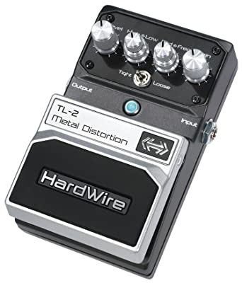 good overdrive pedals for metal