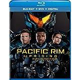 Pacific Rim Uprising [Blu-ray + DVD + Digital] (Bilingual)