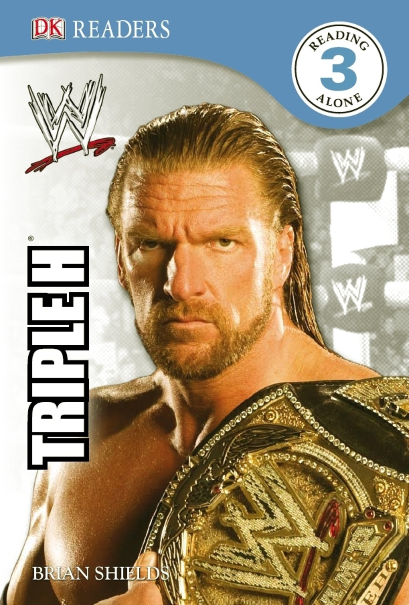 Read Online WWE Triple H (DK READERS) PDF