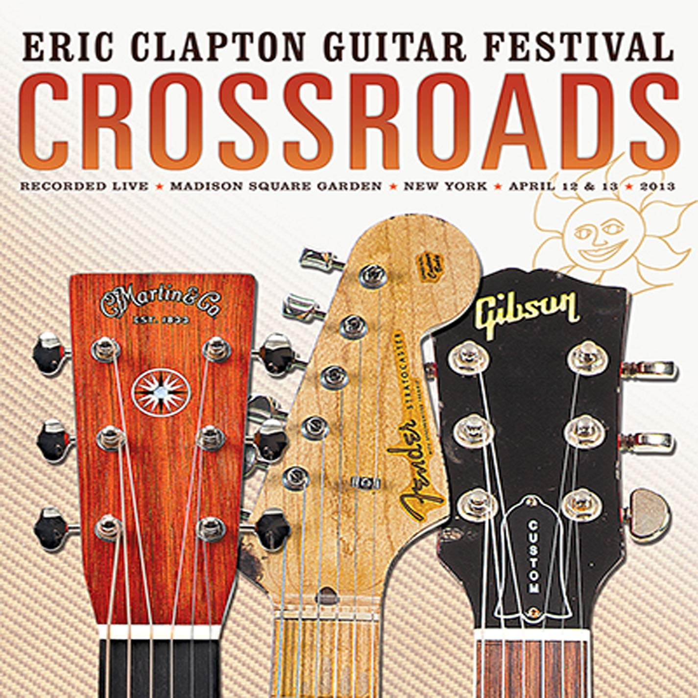 Crossroads Guitar Festival 2013 (2 Blu-Ray)