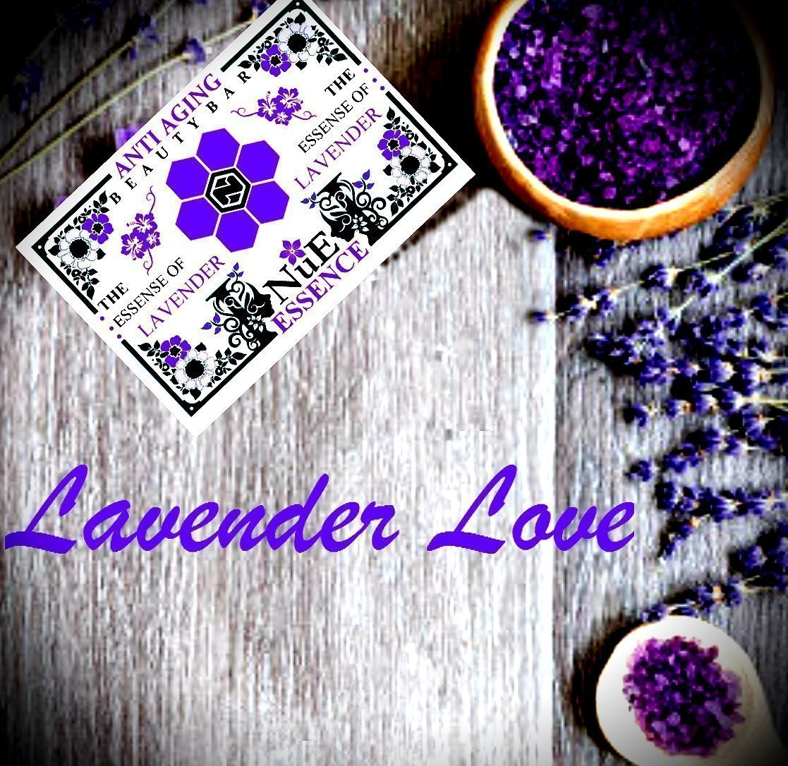 Amazon com: Lavender Love - (Homemade Soap) Anti Aging