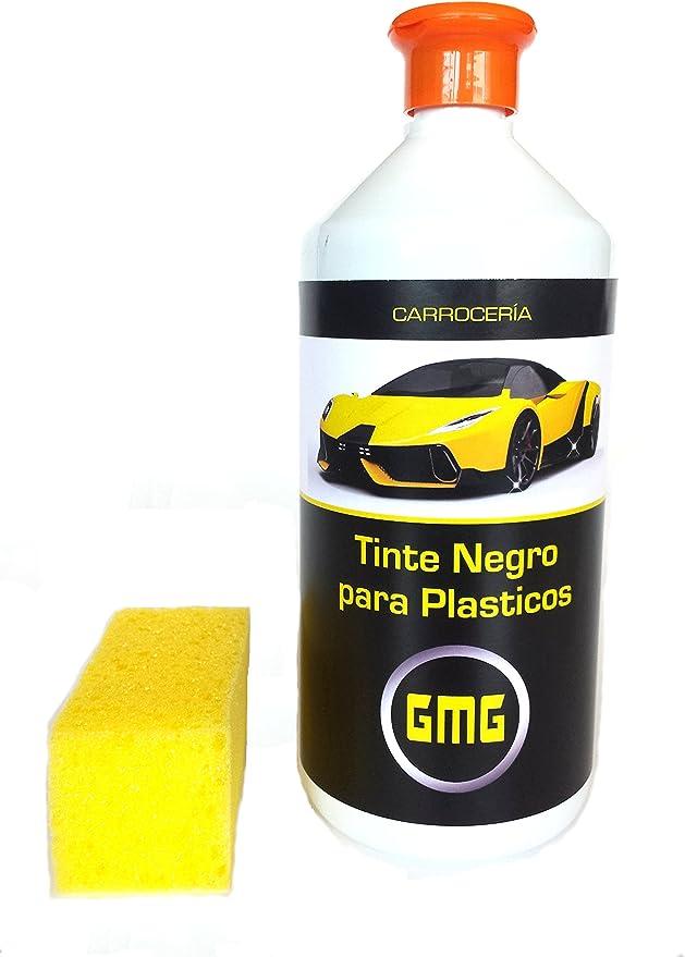 GMG Tinte Negro para PLASTICOS 1L