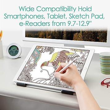 Amazon com: ELECOM-Japan Brand- Tablet Stand Multi-Angle
