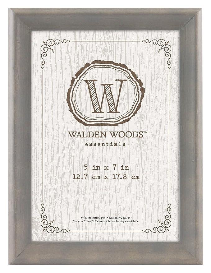 MCS Walden Woods Essentials Rahmen für Bild, 5 von 17,8 cm ...
