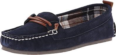 Clarks Women's Moccasin Slip-On Loafer