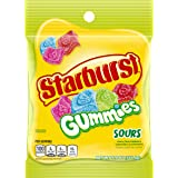 Starburst Gummies Sours Candy, 5.8 ounce