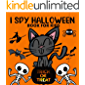 I Spy Halloween Book For Kids.: Activity Guessing and Fun Game Ages 2-5.
