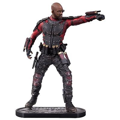 DC Collectibles Suicide Squad: Deadshot Statue: Toys & Games