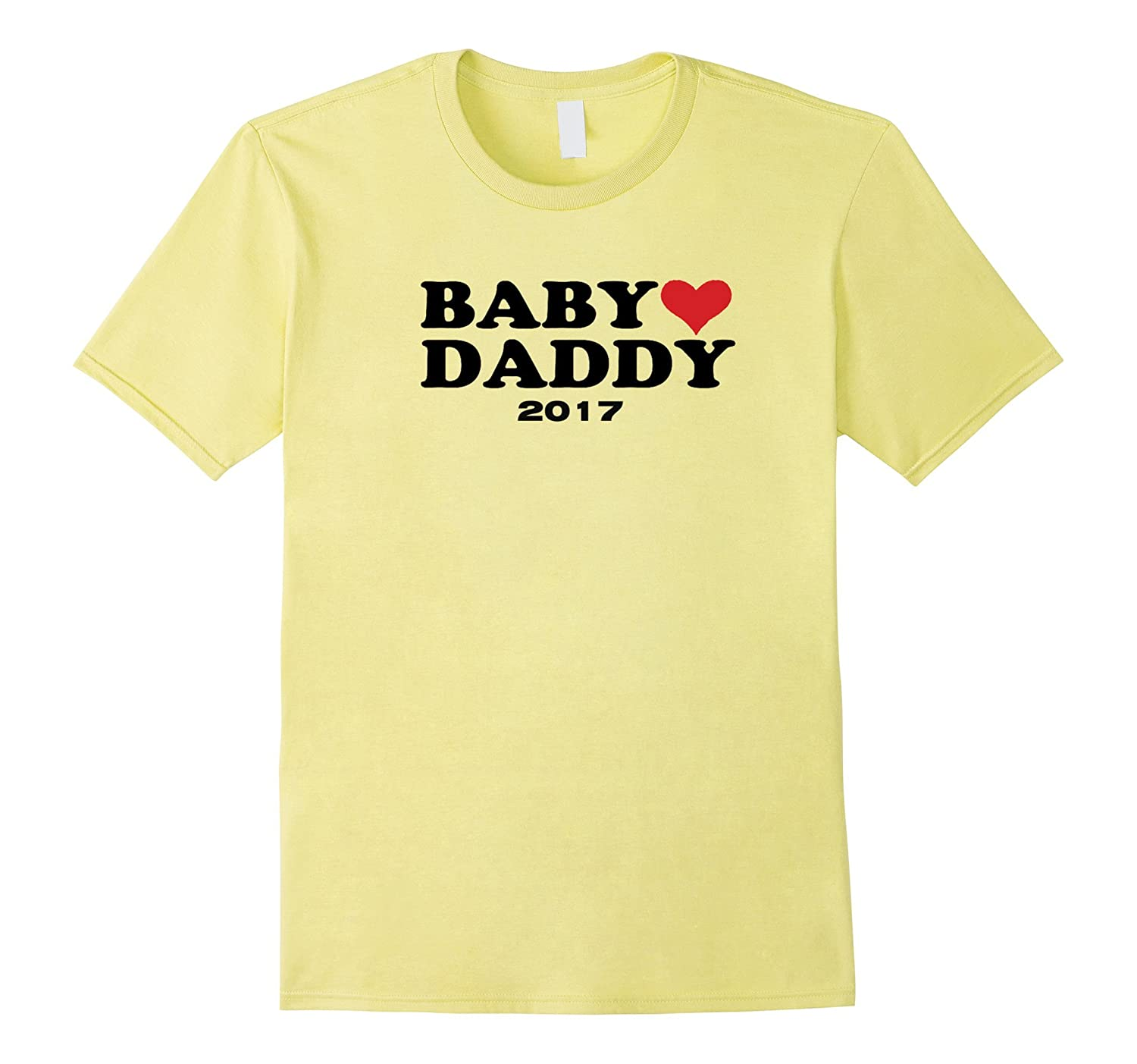 baby daddy T-shirt 2017 Happy Fathers day T-shirt-Vaci