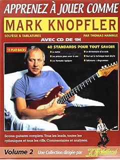 Apprenez a jouer comme vol 2 mark knopfler livre + CD