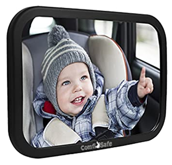 Amazon Com Comfi Safe Baby Car Mirror Best Baby Infant Car Seats