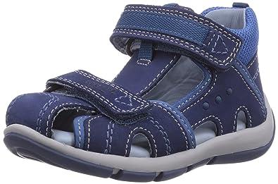 d1a8d717dc556 Superfit FREDDY, Chaussures premiers pas pour bébé (garçon) - Bleu - Blau (