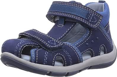 Superfit Freddy - Zapatos Primeros Pasos de Cuero para niño