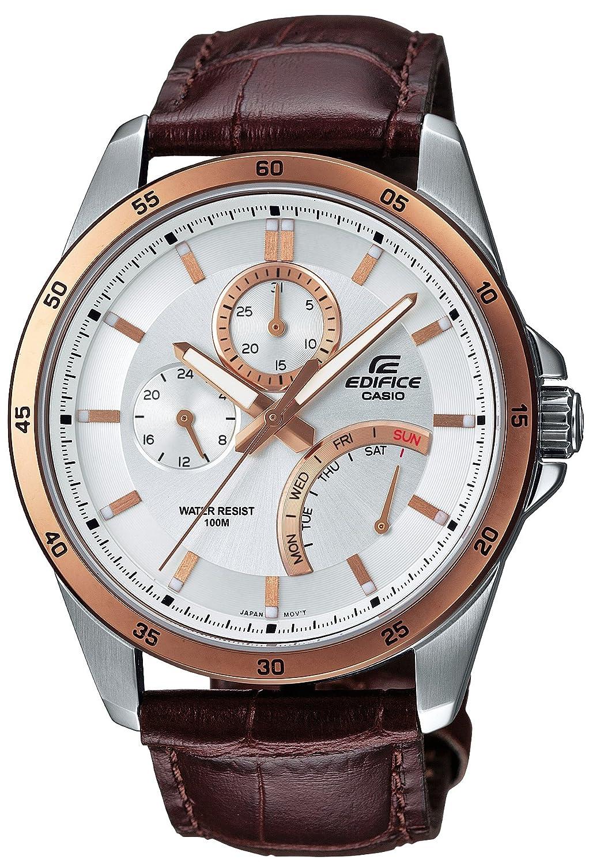 [カシオ]CASIO 腕時計 EDIFICE 国内メーカー保証1年付き EF-341LJ-7AJF メンズ B01AW18LFC