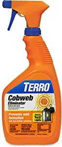 TERRO T2360 Ready-to-Use Cobweb Eliminator Spray
