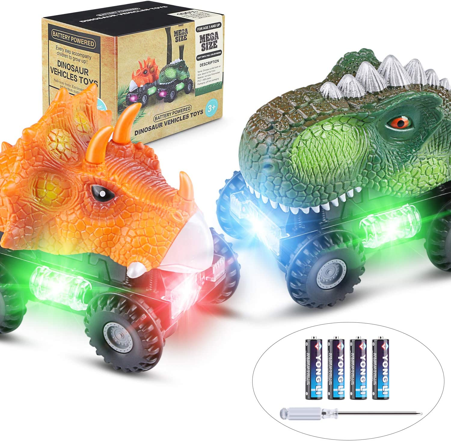 Noisy Dinosaur Sound Book With 8 Awesome Sounds Ages 6 months New Birthday Gift